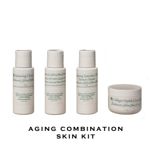 Aging Combination Skin Kit