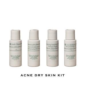 Acne Dry Skin Kit
