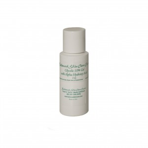 Glycolic 10% Solution w/o Salicylic
