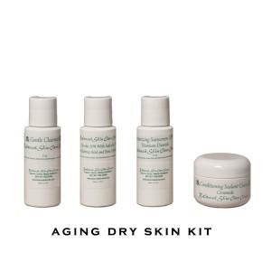 Aging Dry Skin Kit