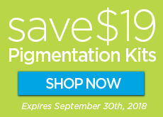 Save $19 on Pigmentation Kits