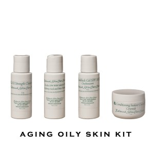 Aging Oily Skin Kit