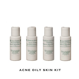 Acne Oily Skin Kit