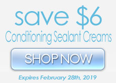 Save $6 on Conditioning Sealant Creams