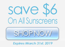 Save $6 on All Sunscreens